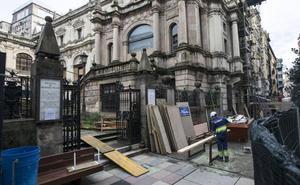 El Ayuntamiento deniega la comparecencia de las empresas para dar explicaciones sobre el incendio del MAS