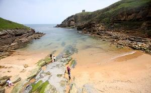 Entre ermitas y castillos de arena