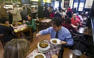 Bares y restaurantes incluirán en sus menús información nutricional