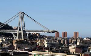 «El estado del puente estaba sujeto a constante observación», indica Atlantia