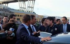 Italia exige dimisiones en la concesionaria de mantenimiento del puente Moranti