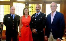Dos nuevos inspectores se incorporan a la Policía Local de Santander