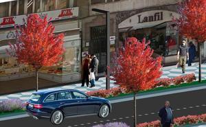 A licitación por 1,4 millones las obras de renovación de la calle Isabel II
