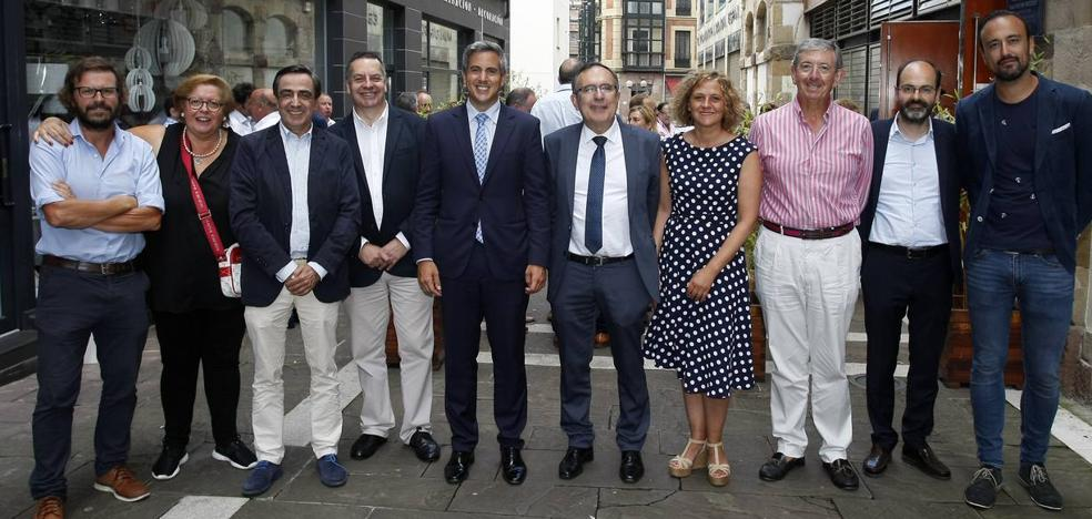De fiesta en la terraza de El Diario