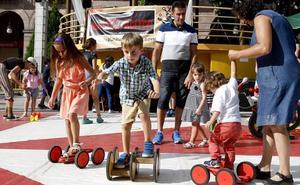 La Plaza Mayor se convierte en una carpa de circo al aire libre