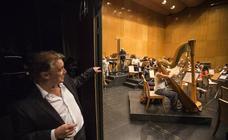Las horas previas al debut de la London Symphony Orchestra en el FIS