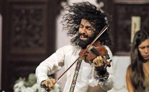 Malikian clausura los Caprichos Musicales y regresa en septiembre a Santander