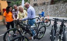 A Picos de Europa en bicicleta eléctrica