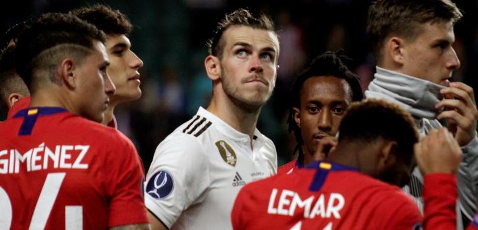 La Supercopa expone las carencias del Real Madrid