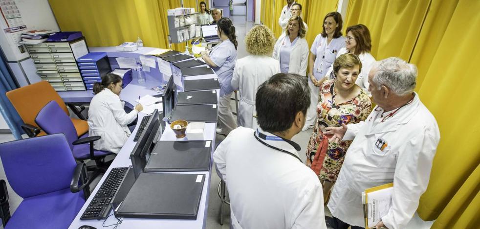 Valdecilla abrirá una unidad de corta estancia en Urgencias y reforzará la hospitalización en casa