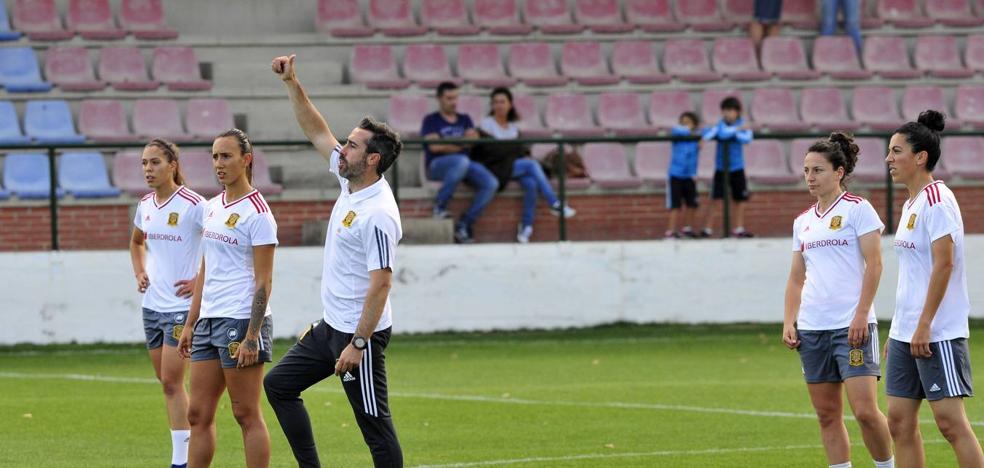 El 'boom' del fútbol femenino llega a Cantabria el 31 agosto con la selección