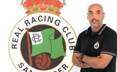 Álex Barrena, nuevo coordinador sub 15 de la cantera del Racing
