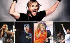 Artistas que dan el cante