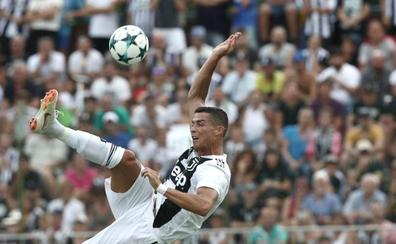 La Juventus de Cristiano, el gigante a derribar