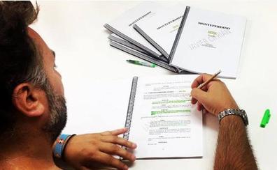 Javier Cifrián inicia el rodaje de la serie 'Monteperdido'