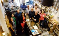 'La ruta de los sentidos' llega al comercio y la hostelería de Santander