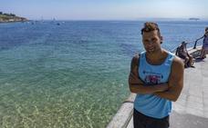 La travesía a nado entre Comillas y Santander se aplaza al día 1 de septiembre