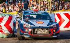 Un Dani Sordo falto de ritmo acaba sexto la primera etapa del Rally de Alemania