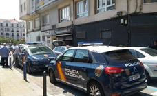 Fallece el hombre apuñalado en Santander