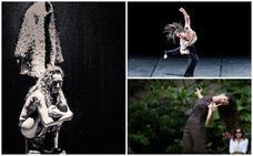 Espiral de danza en teatros y calles