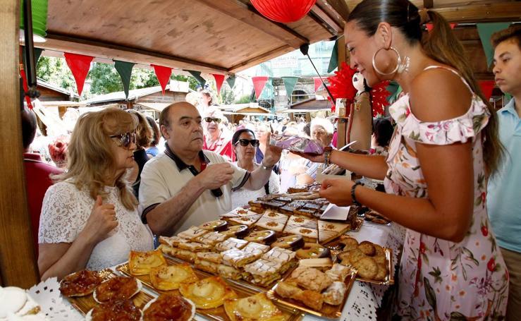 Feria del Hojaldre de Torrelavega