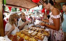 La Feria del Hojaldre pone sabor al final de las fiestas