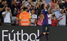 1.000 goles después, otra vez Messi