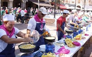 José Ramón Bezanilla gana el Concurso de Tortillas de la Virgen Grande