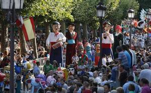 El alcalde de Torrelavega cree que éstas han sido las fiestas más participativas de los últimos años