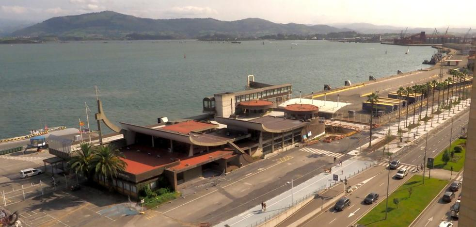 Santander ganará al puerto su franja marítima desde el Centro Botín a la Biblioteca Central