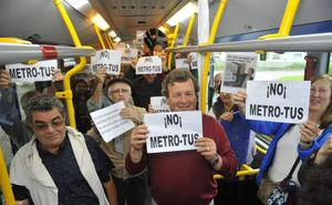 Gema Igual renuncia al MetroTUS y eliminará los transbordos el 1 de noviembre