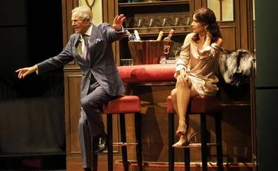 El 'seductor' Arturo Fernández regresa a Santander