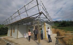 Casas eficientes hechas en Cantabria