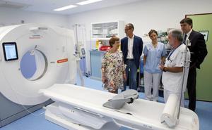 El Hospital de Laredo estrena TAC y adquiere una resonancia magnética