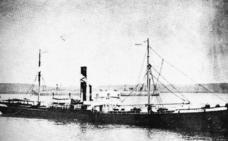 El buque 'Esles'