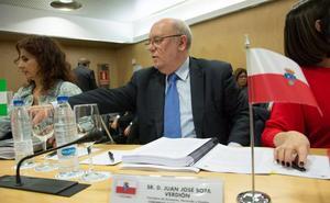 Cantabria votará a favor de la nueva senda de estabilidad en Consejo de Política Fiscal