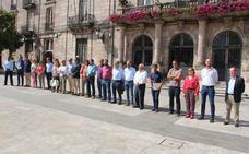 Concentración silenciosa en Torrelavega por la mujer asesinada en Coruña