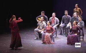 Flamenco sobre el escenario del FIS