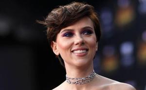 Scarlett Johansson es la actriz mejor pagada del mundo, según Forbes
