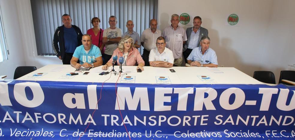 La Plataforma Transporte exigirá más cambios en el TUS una vez que vuelva a su anterior modelo
