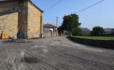 Finaliza la reparación y pavimentación de viales en Vioño y Quijano
