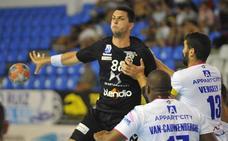 El Blendio se mide a dos equipos de su categoría en un ensayo general de la Liga Asobal