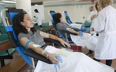 Cantabria alcanza los 100.000 donantes de sangre