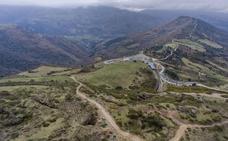 El vial entre El Soplao y Celis se inicia este año, tras una década de reivindicaciones
