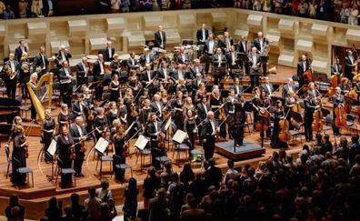 El FIS recibe hoy a la Filarmónica de Rotterdam en el adiós de Nézet-Séguin