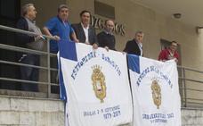 Loroño subastará las cuatro banderas de La Concha que embargaron a La Marinera
