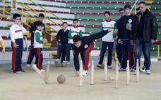 Los niños podrán practicar en todas las escuelas deportivas de Torrelavega antes de elegir la suya