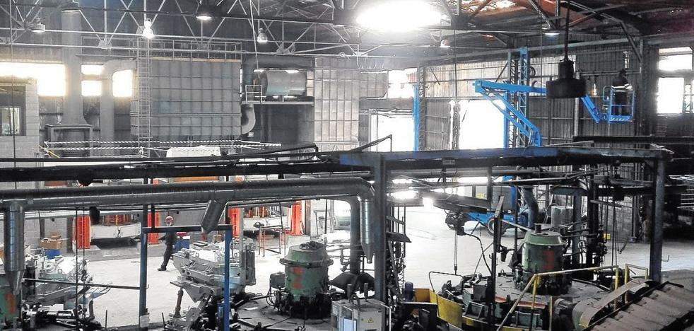 Un posible inversor ha visitado ya las instalaciones de Fundinorte