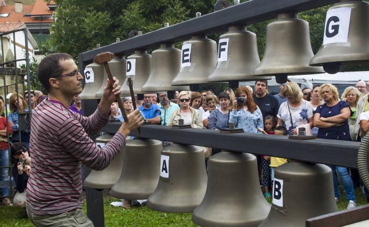 XVIII Encuentro de tocadores de campanas