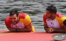 Craviotto y Toro y el K4 1.000 suman dos nuevas medallas para España